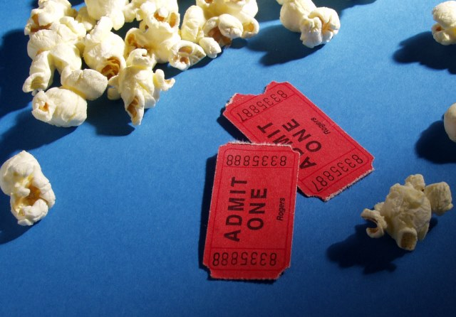 Tickets and Popcorn
